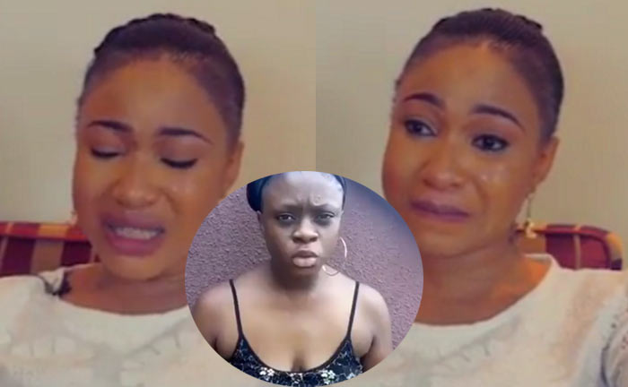 """""""You're making marriage look scary"""" - Girl begs Tonto Dikeh, others to stop sharing marital issues online"""