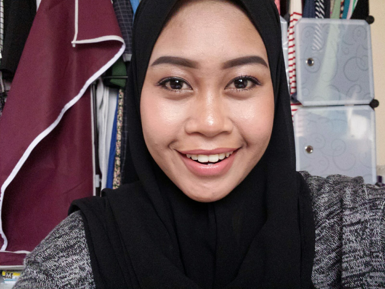 My Current Go-To Makeup Look | Lenne Zulkiflly