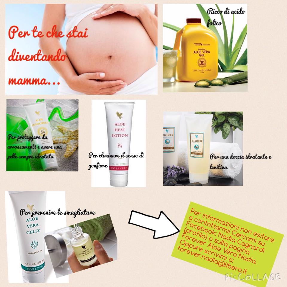 Preferenza Amiche dell'Aloe: Forever Living Products: i prodotti da usare in  NK35