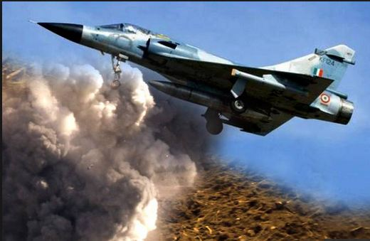 indian air force strike against pakistan