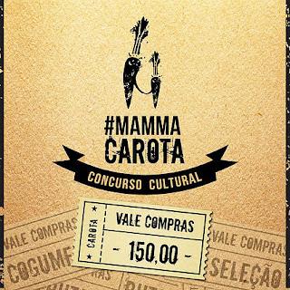 Concurso Cultural Mamma Carota