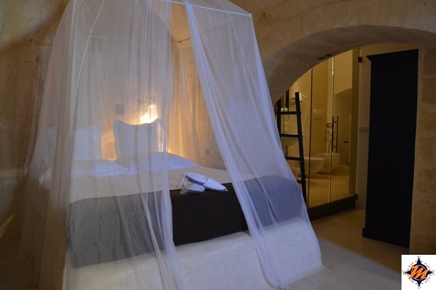 Matera, Sant'Angelo Luxury Resort. Junior Suite