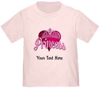 All Our 3 Year Old Princess Birthday Tshirts And Gear