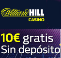 william hill 10 sin deposito