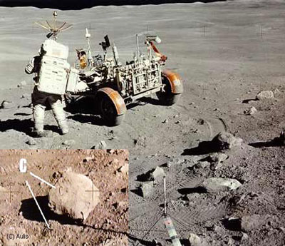 neil amstrong pertama Bukti Terbaru Neil Armstrong Mendarat Di Bulan