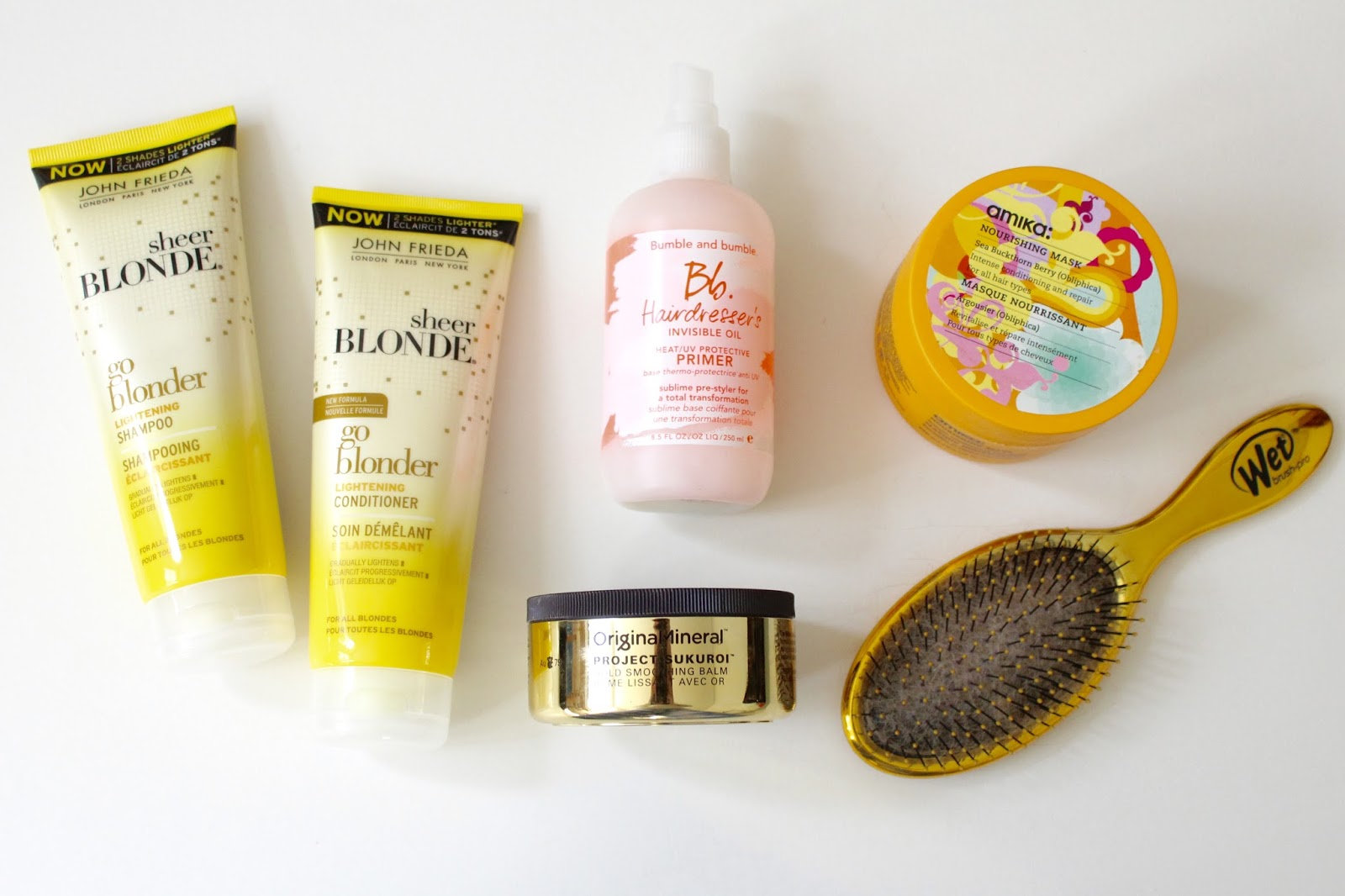 5 Ways To Care For Highlighted Hair Everythings Rosie Dance