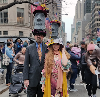 nyc parade easter island