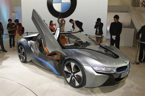 Cars Wallpapers And Specefication Bmw I8 Concept