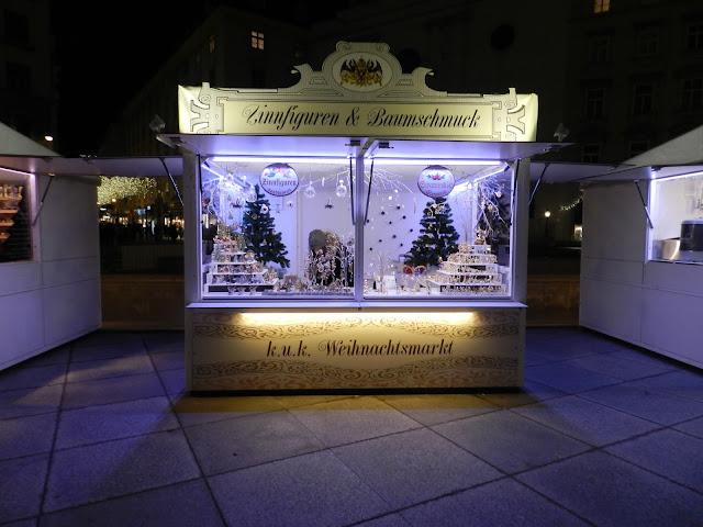 K.u.K Weihnachtsmarkt am Michaelerplatz
