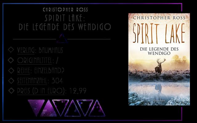 [Rezension] Spirit Lake: Die Legende des Wendigo - Christopher Ross
