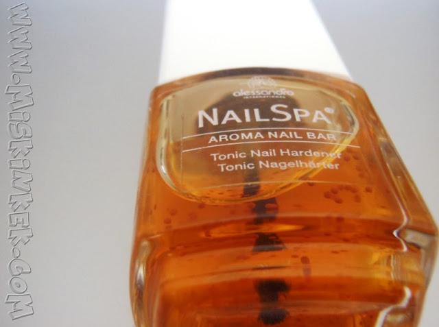 Alessandro Nail Spa Tonic Nail Hardener