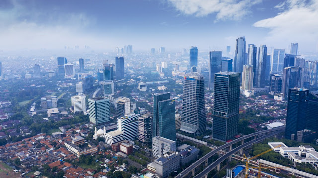 Indonesia Will Move Its Capital From- Fast Sinking Jakarta- Newspot