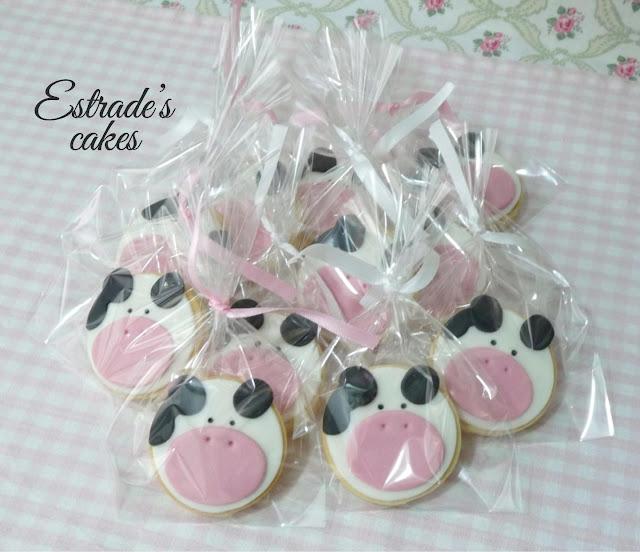 galletas infantiles de vacas  4
