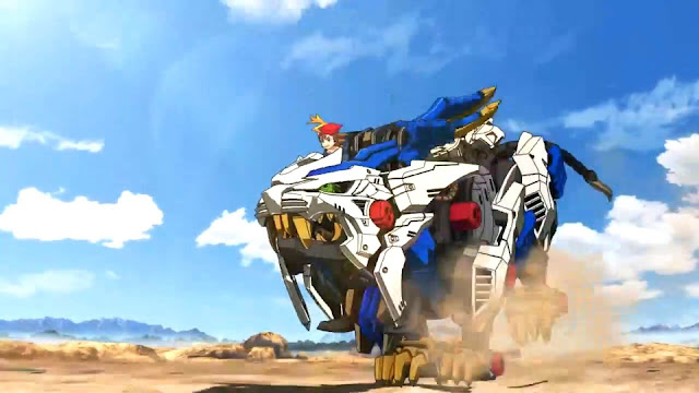 Download OST Opening Ending Anime Zoids Wild Full Version
