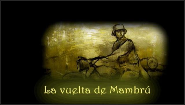 VIDEOS-PINTURA-GUERRA-SOLDADOS-LA VUELTA DE MABRU-MARIO BENEDETTI-PINTURAS-ARTISTA-PINTOR-ERNEST DESCALS-CANCION-SILVIO RODRIGUEZ