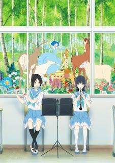 Liz to Aoi Tori - Anime Review