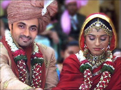 RJ Anmol and Amrita Rao Vivaah actress wedding