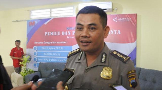 Kasus Slamet Maarif Ditutup, Polda Jateng: Bukti Polisi Netral Dan Objektif