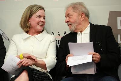 Para prender Lula vai ter que matar gente, diz Gleisi a site