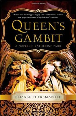 Queen's Gambit by Elizabeth Fremantle (Book cover)