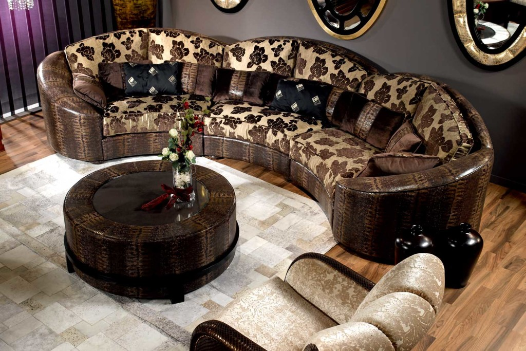 Luxury Furniture Brands For Living Room In Apartment