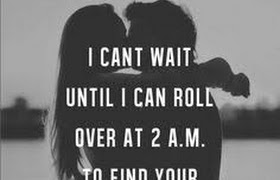 Cute love quotes - You Are Inside My Heart