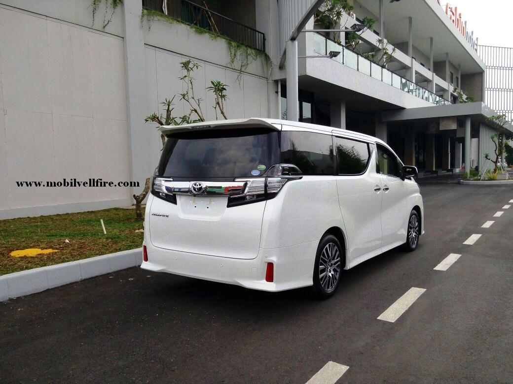All New Alphard Vs Vellfire Toyota Yaris Trd Honda Jazz Rs Mobil