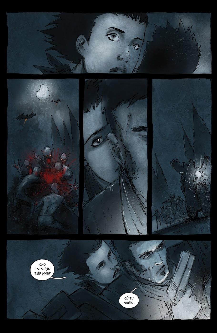 Broken Moon chương 1 trang 22