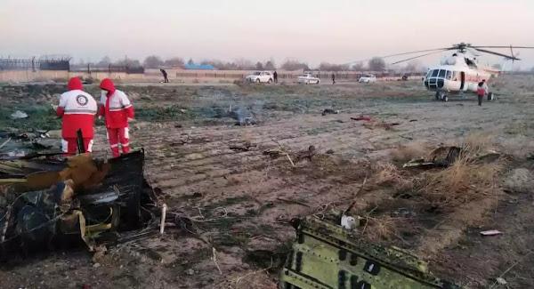 Ιράν: Το ουκρανικό αεροπλάνο καταρρίφθηκε κατά λάθος