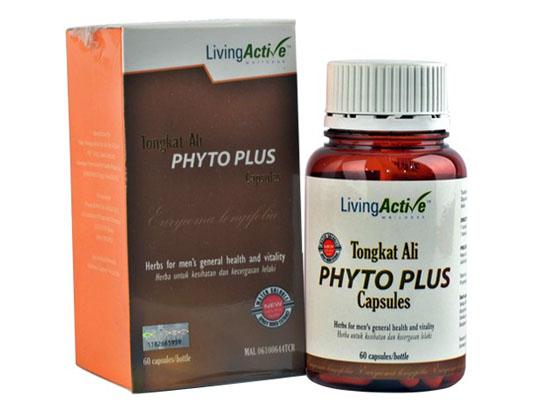 ekstrak tongkat ali phyto plus - halal dari UTM
