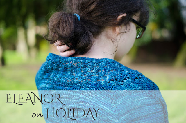 Eleanor on Holiday pattern on Ravelry