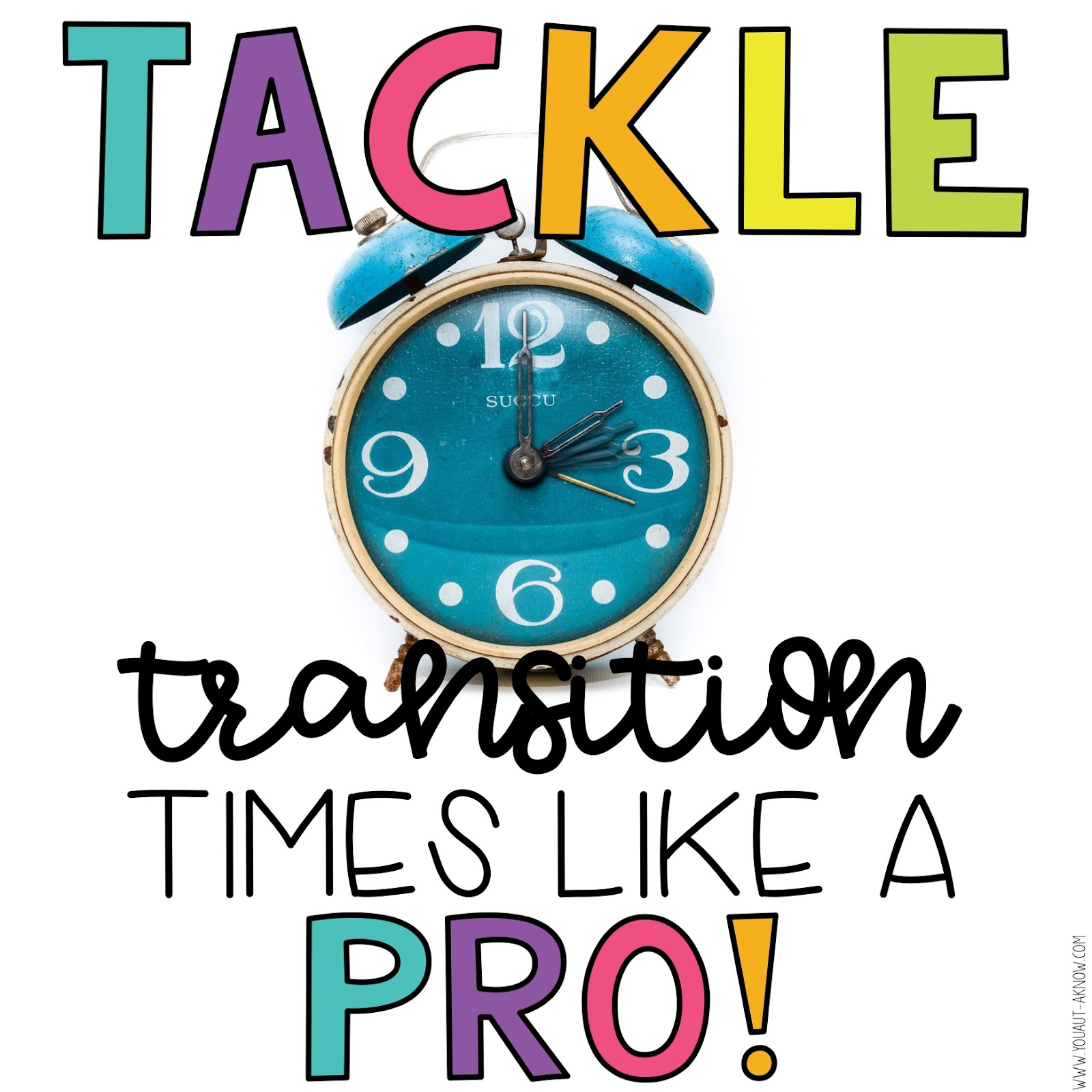 Transition times in the Special Education classroom can be difficult. Check out these 2 easy tips to tackle transition times like a pro in your classroom!