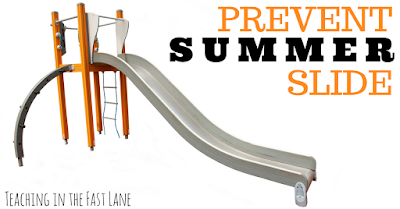 13 ways to prevent summer slide, keep your student's brain active, and enjoy your summer!