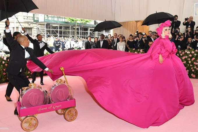 Met Gala 2019: Celebrities reveal their 'campest' looks on the red carpet