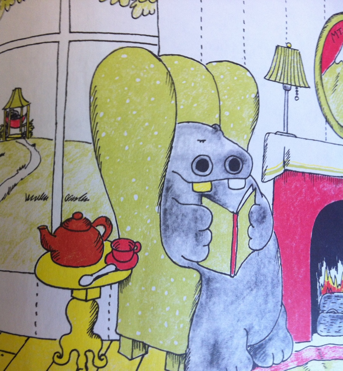 Notes On Tea Tea In Children S Books Ii