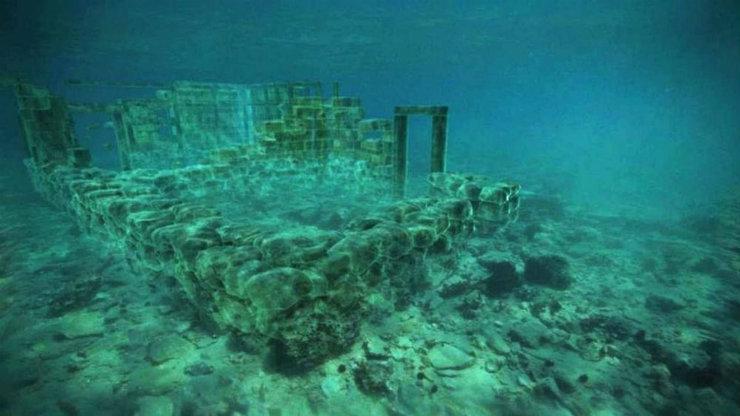 Η παλαιότερη βυθισμένη πόλη στον κόσμο βρίσκεται στην Ελλάδα (Βίντεο)