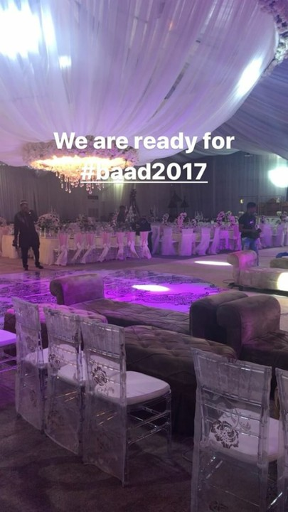 Banky W and Adesua Etomi weddings - Photos | Venue