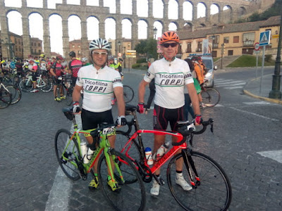 Ciclismo Aranjuez La Perico 2017
