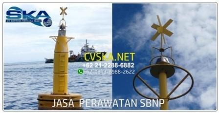 arti lampu suar, tanda khusus buoy, special mark, danger, rambu bahaya pelayaran, sarana bantu navigasi pelayaran, jasa perawatan sbnp
