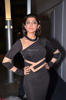 Pranitha Subhash in a skin tight backless brown gown at 64th Jio Filmfare Awards South ~  Exclusive 075.JPG