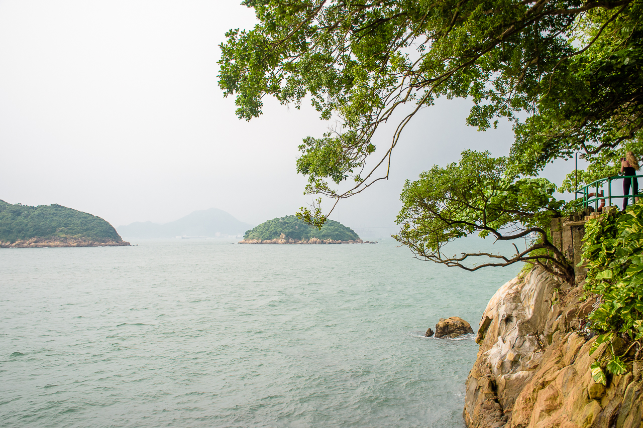 hong kong instagram spot sai wan swimming shed