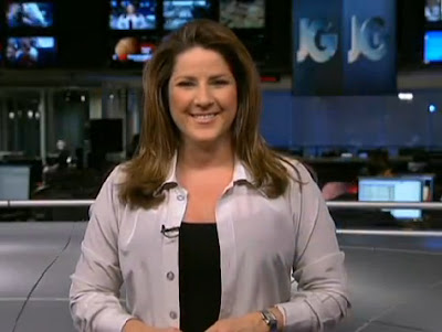 'Christiane Pelajo' saiu do 'Jornal da Globo'?