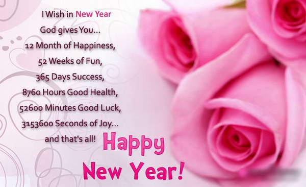 Happy New Year Images with Best Wishes 2018