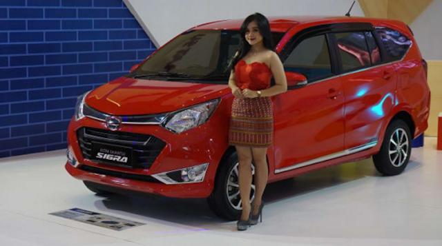 Penjualan Sigra Rajai Penjualan Mobil Astra Daihatsu Selama Lebaran