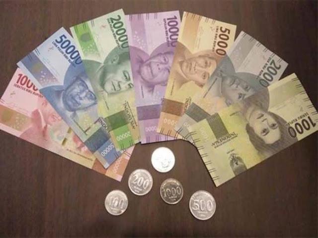 Begini Gambar Uang Baru Indonesia 2016