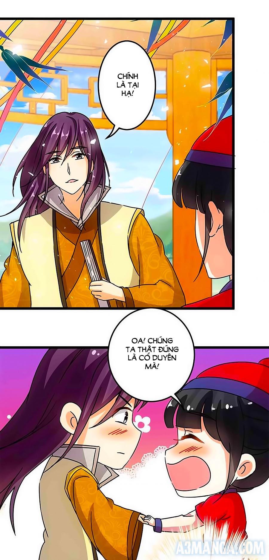 Vương Gia ! Ngươi Thật Bỉ Ổi ! chap 63 - Trang 18