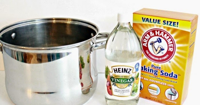 Fabulous Frugalista How To Clean Burnt Pots And Pans