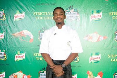 Tunji Onisarotu Knorr Taste Quest season 3 finale contestants