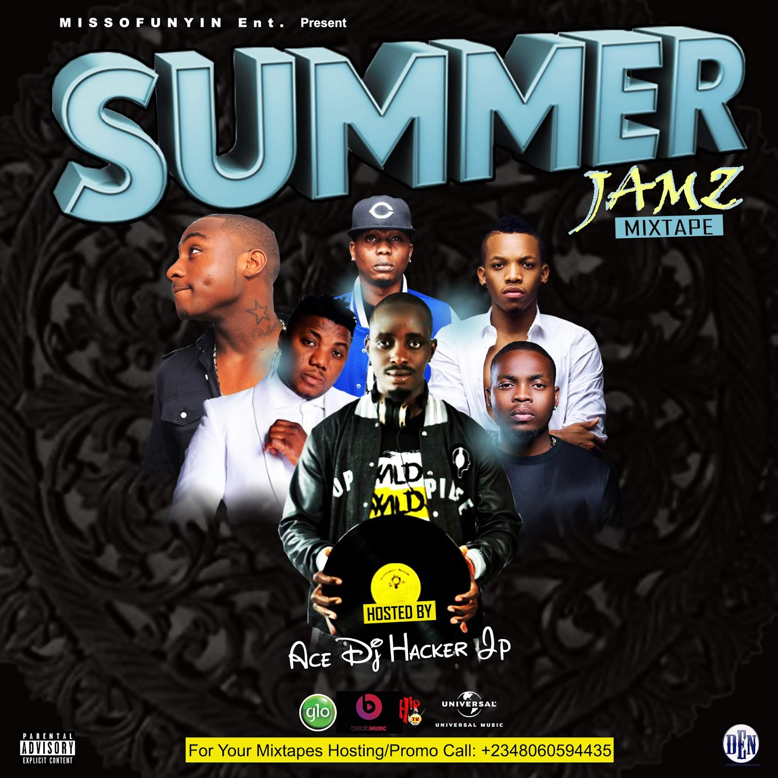 Mixtape: Ace DJ Hacker Jp - Summer Jamz Mix