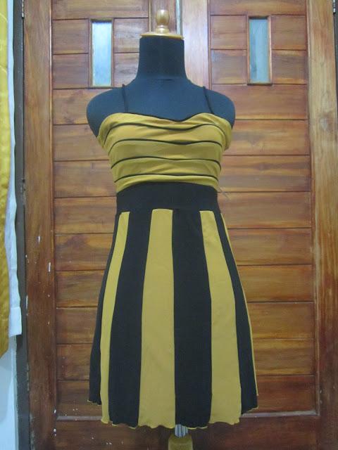 Dress Cibis Fashion Ukuran S ( DR 6 )